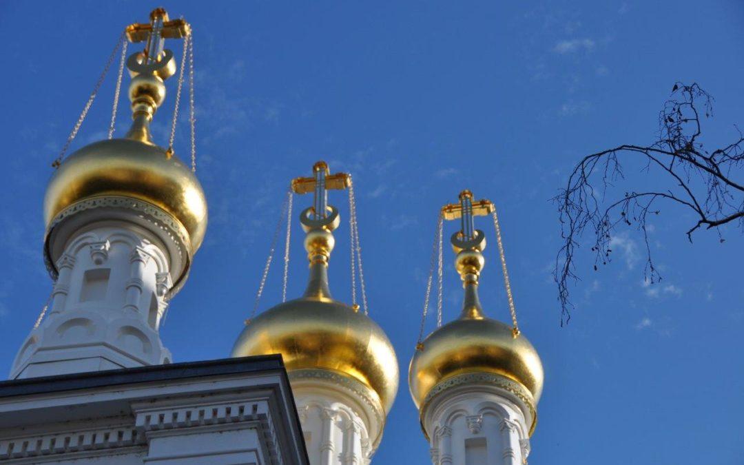 В 2021 году исполняется 155 лет Крестовоздвиженскому собору Женевы. Наш храм освящен 26 сентября 1866 года