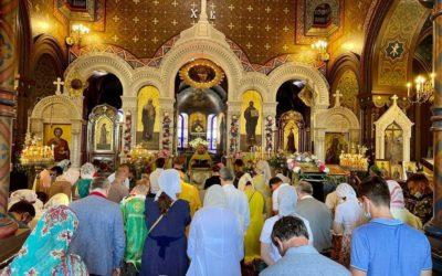 L'ASSEMBLÉE GÉNÉRALE ORDINAIRE de la paroisse se tiendra le samedi, 25 septembre 2021 à 10 heures dans la cathédrale de l'Exaltation de la Sainte Croix