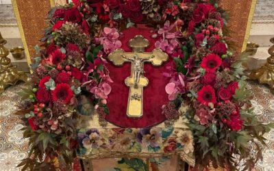 Престольный праздник Крестовоздвиженского собора. Фоторепортаж